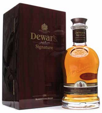 Dewar's Scotch Signature 750ml